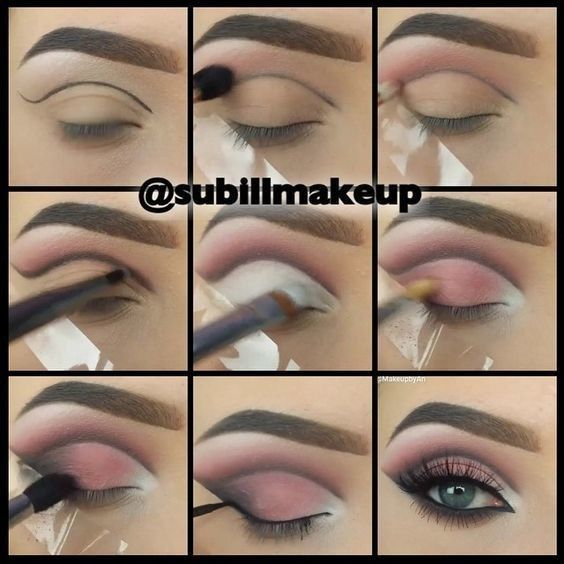 Step-by-Step Statement - Cut Crease Eyeshadow Techniques That Are All Kinds of C...