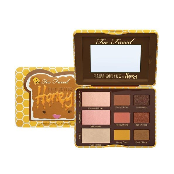TF Peanut Butter & Honey Palette—Summer 2017 | www.hercampus.com...