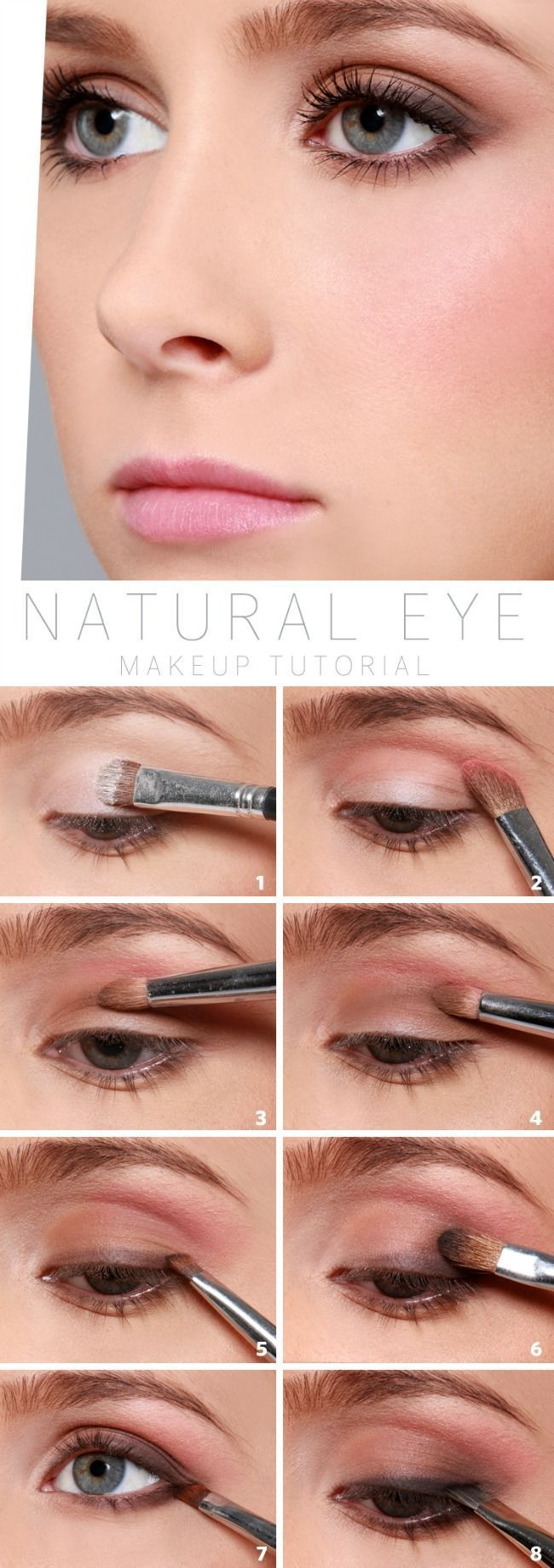 Makeup ideas 2017 2018 the 11 best eye makeup tips and tricks the 11 best eye makeup tips and tricks natural eye makeup tutorial baditri Choice Image