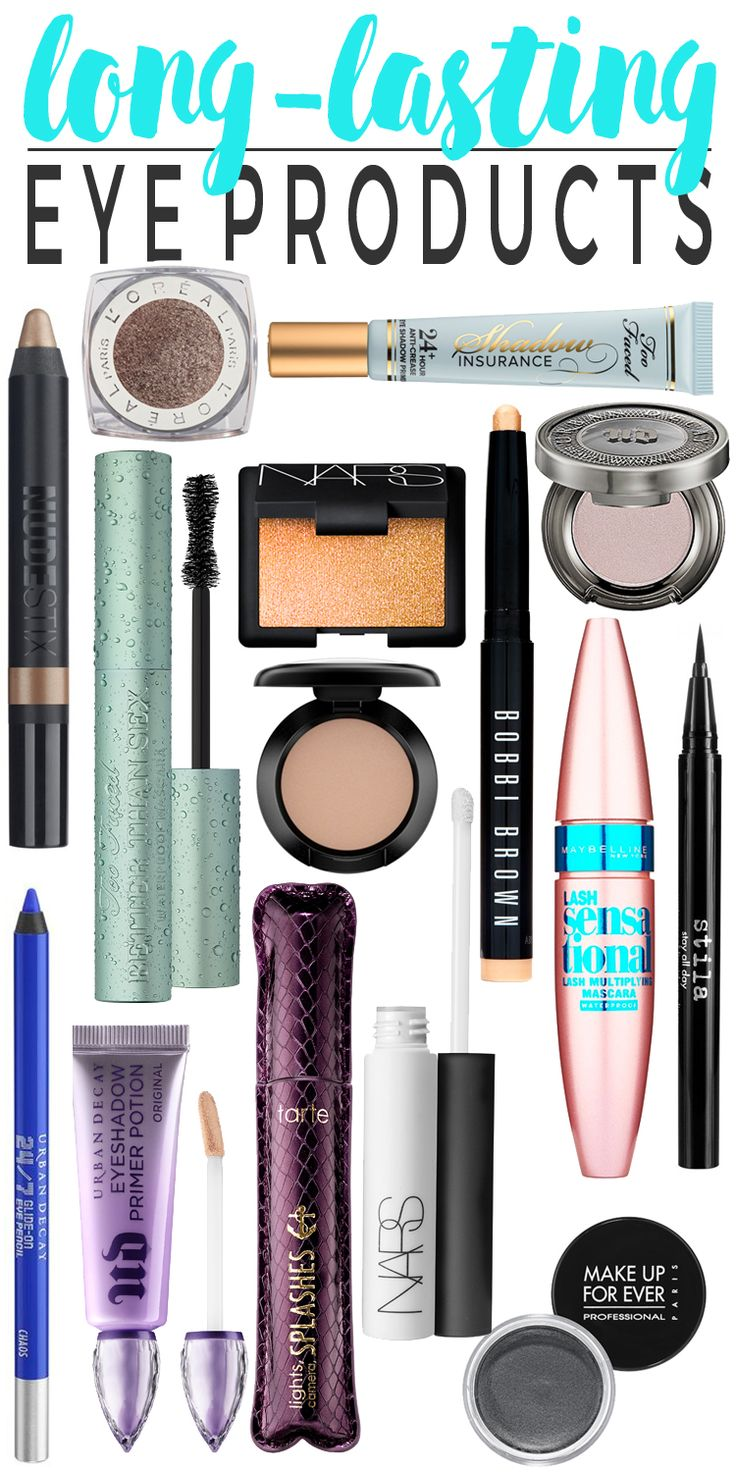 The best long-lasting eye makeup products that go the distance and outlast your ...