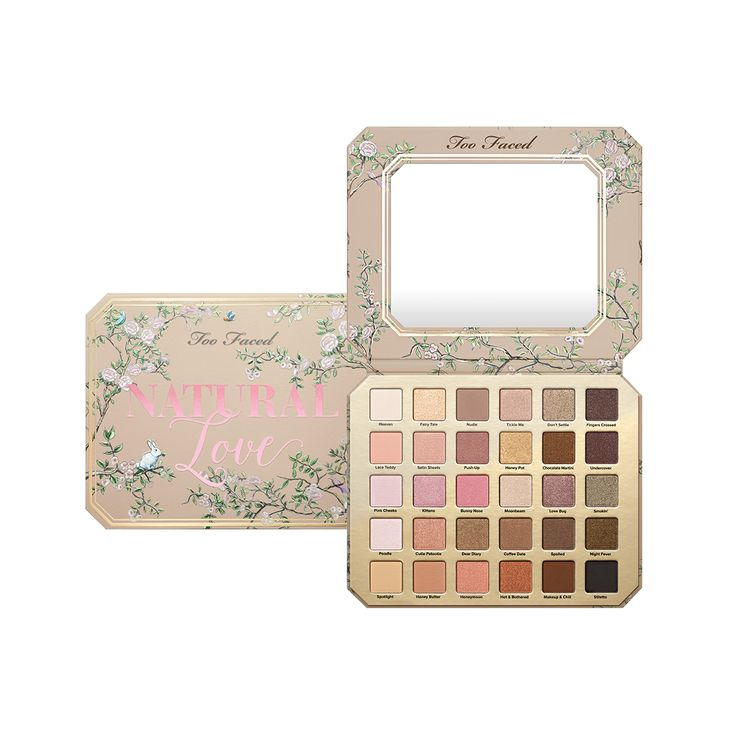 Too Faced Cosmetics has a growing roster of trendsetting, cruelty free, makeup p...