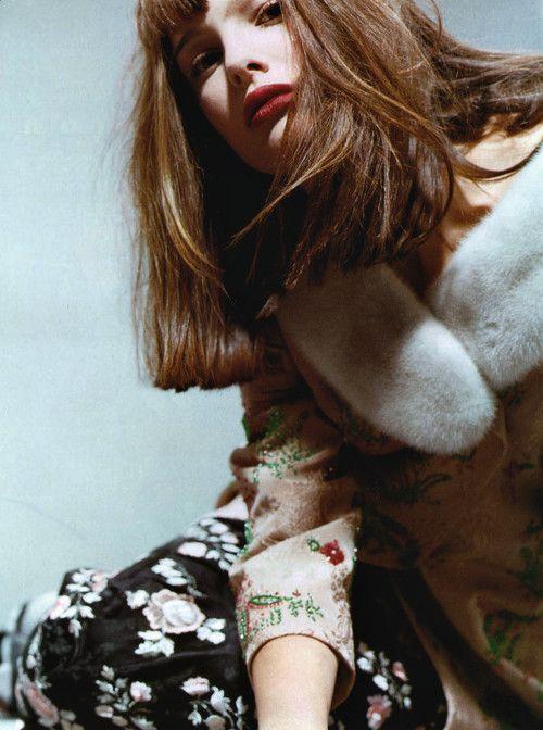 luhxel: Natalie Portman in Vogue (1996) Babyyy