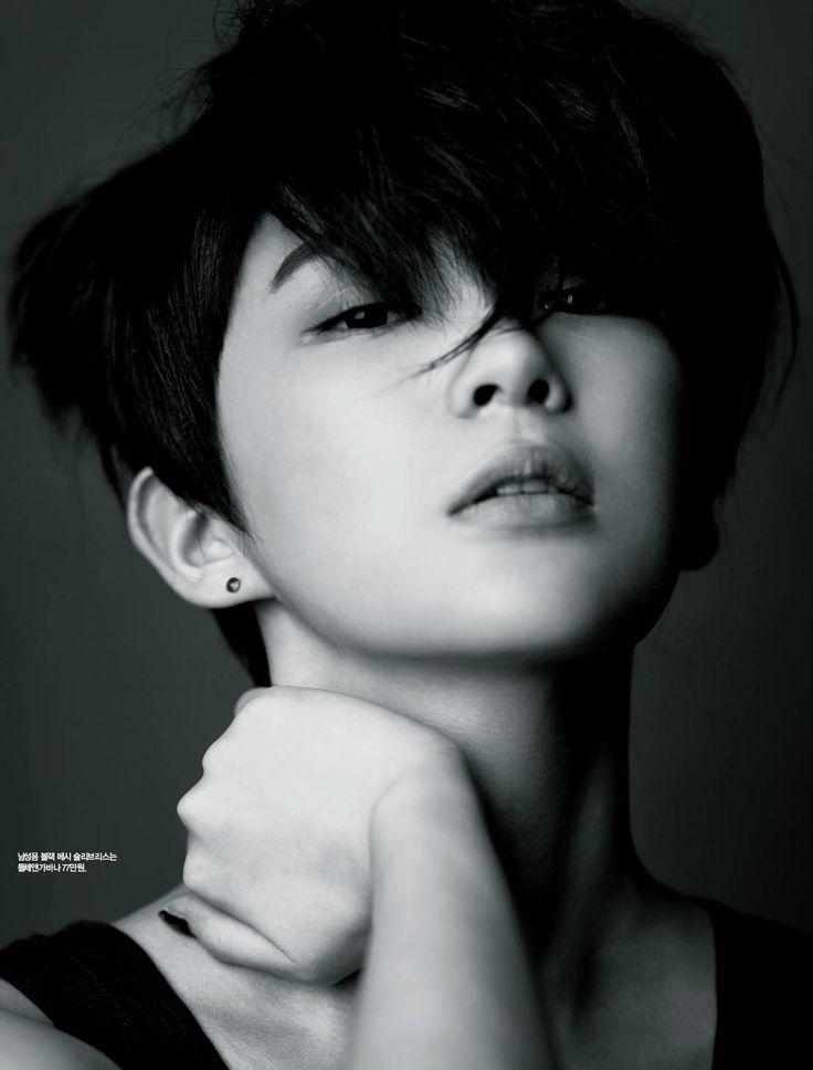 The Boy | Kang Min Kyung | Kim Youngjun #photography | Singles Korea June 2012