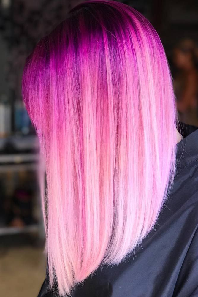 Explore our gallery of vibrant ombre hairstyles if you want to stand out from th...