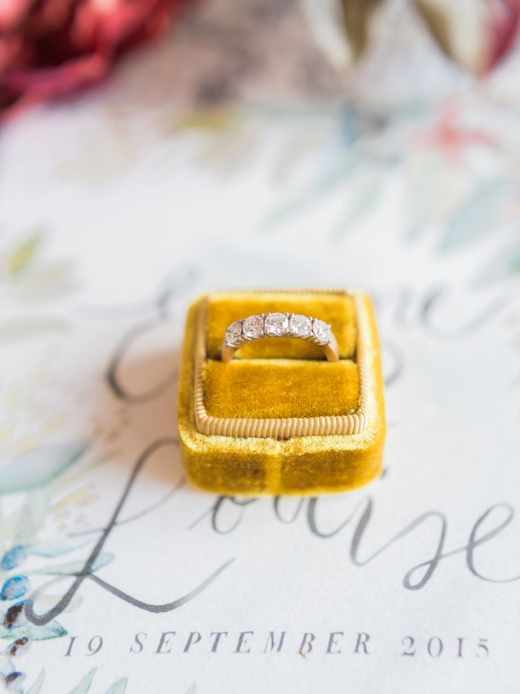 The BEST engagement rings of 2015, ranked! www.stylemepretty...