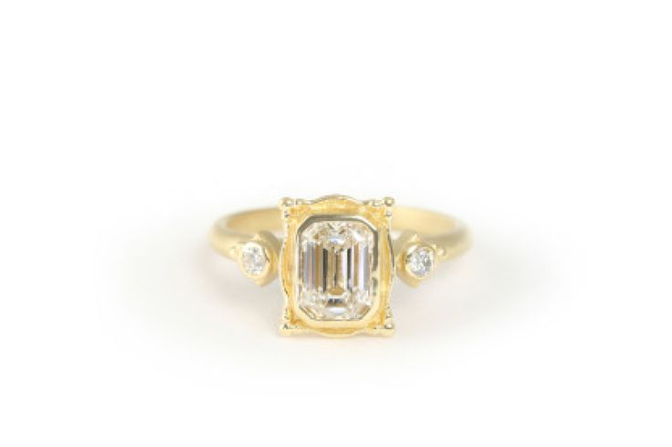 The engagement rings we absolutely adore! Click through to see more: www.styleme...