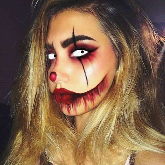 No costume? No problem. These Halloween makeup ideas are all you need to pull of...
