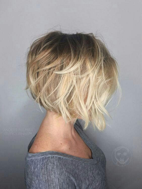 Find & save ideas about Short fine hair. See more about Fine hair, Hairstyles...