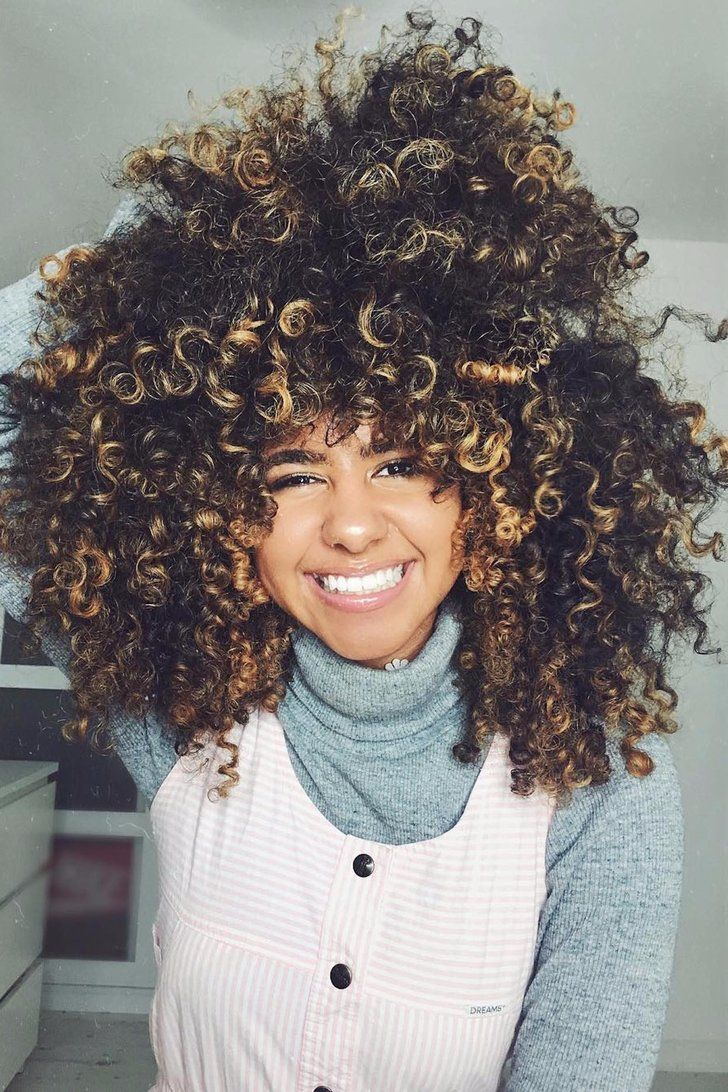 How 1 Girl Is Inspiring Women to Embrace Their Natural Curly Hair