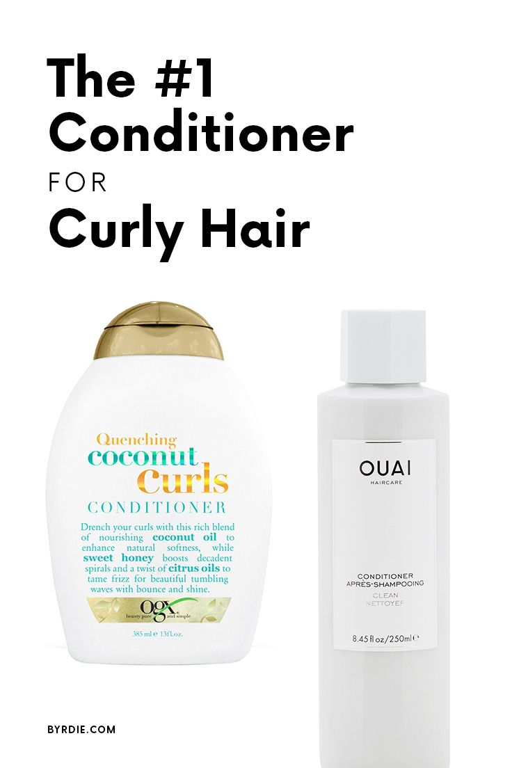How to find the best conditioner for curly hair