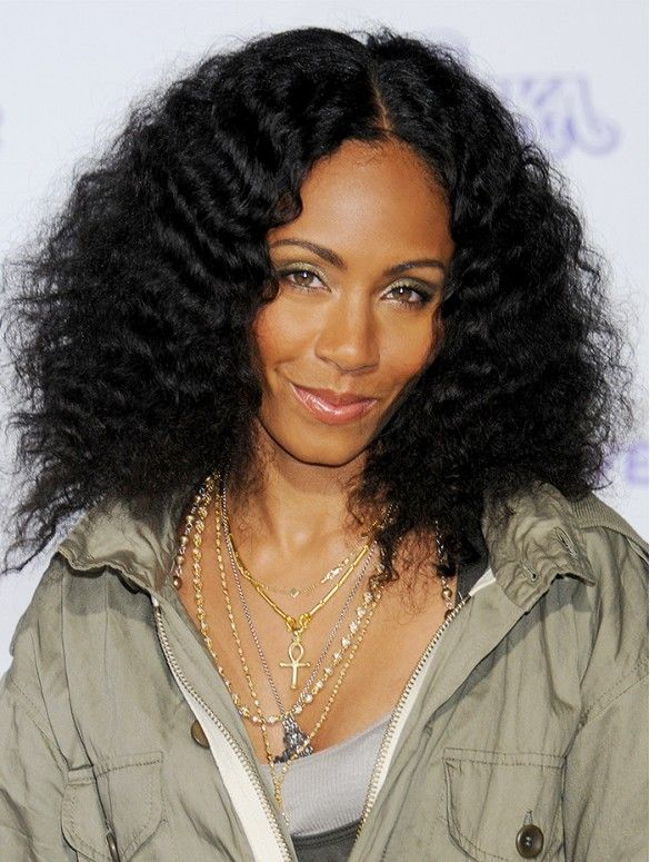 Jada Pinkett Smith's curls