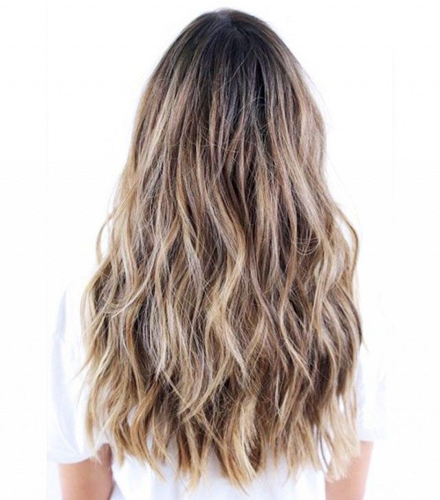 Opting for warmer tones in your hair (i.e. caramels instead of taupes) will brig...