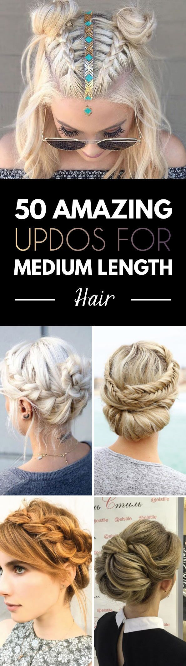 Share Tweet Pin Mail Deconstructed fishtail updo. (Letitia Booth) Low braided up...