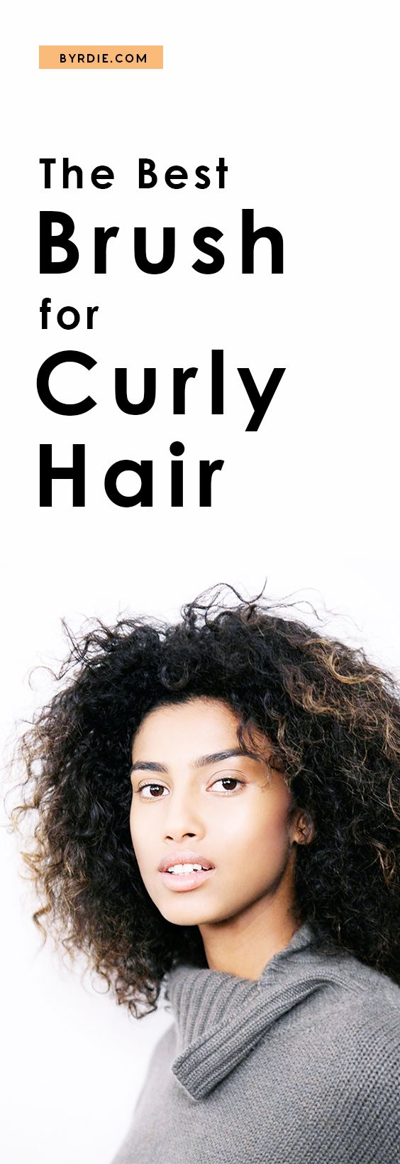 The best brush for curly hair