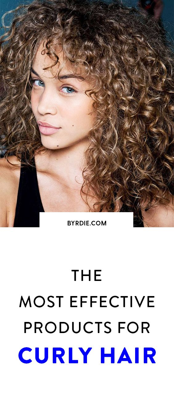 Best Hairstyles For 2017 2018 The Best Products For Curly Hair