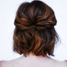 the perfect short hairstyle