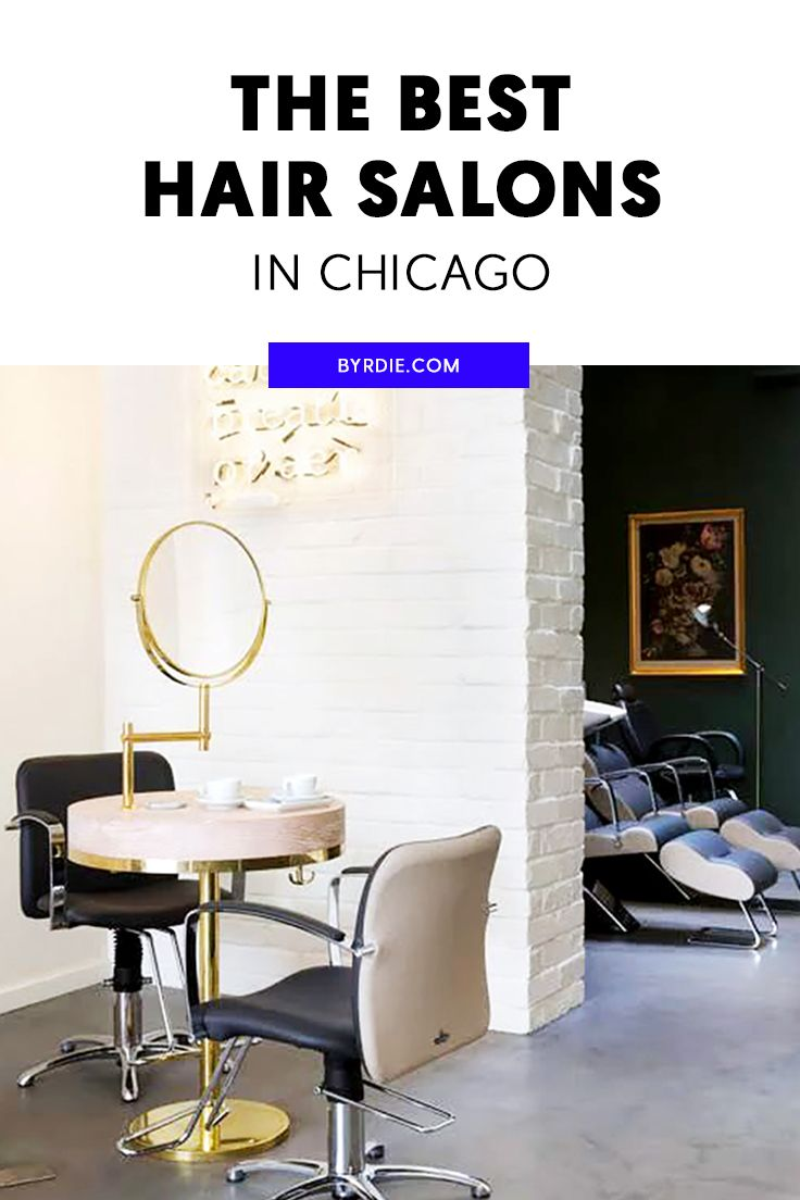 Where to get your hair done in Chicago