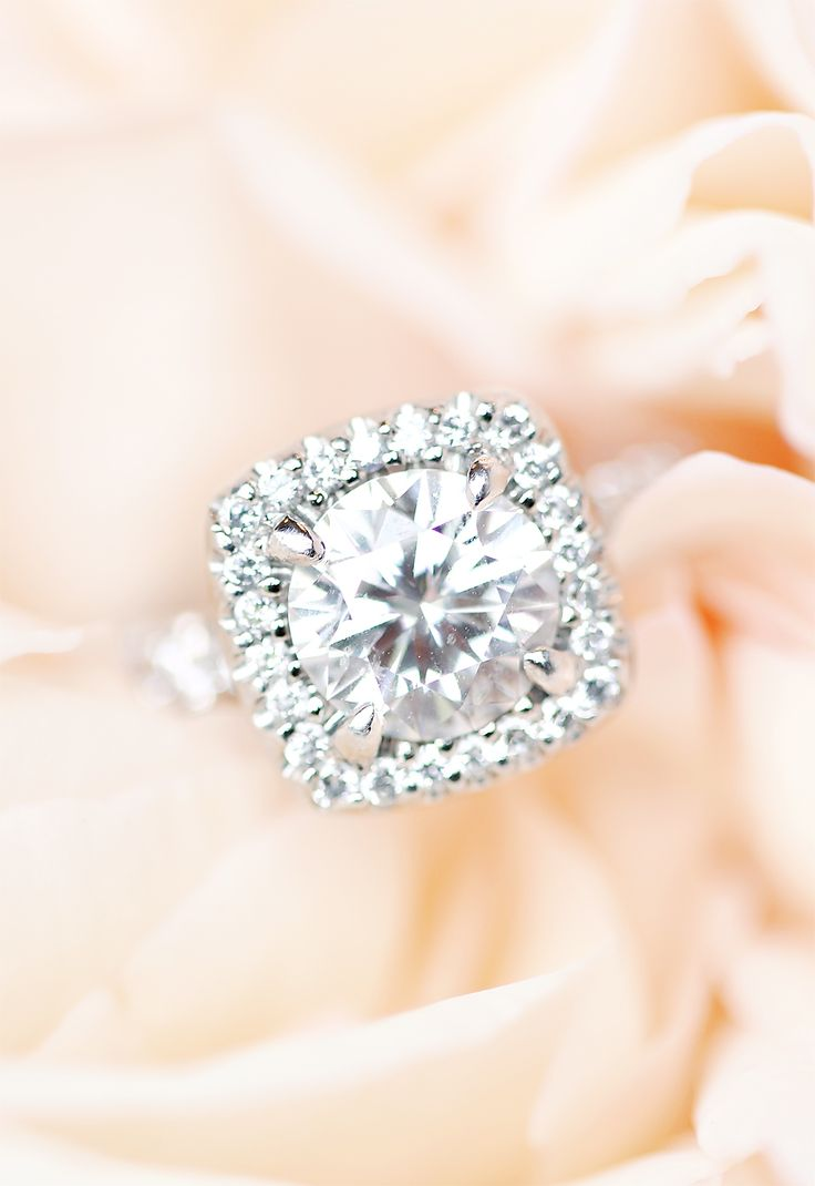 For the glamorous bride: www.stylemepretty...