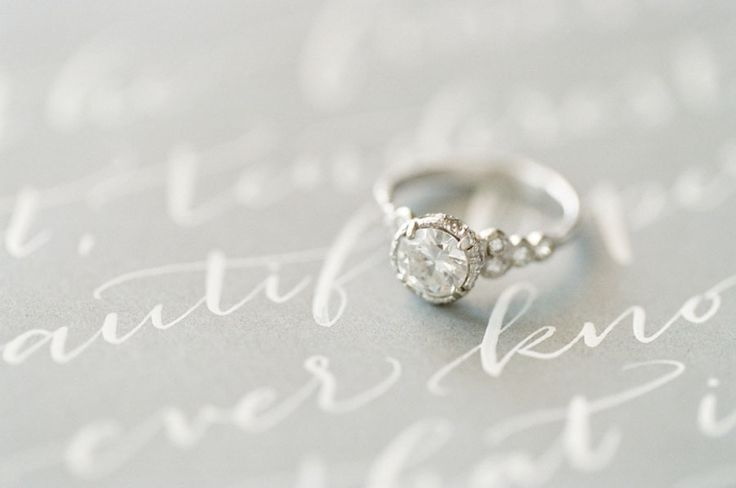 Heavenly ring: www.stylemepretty... | Photography: KT Merry - www.ktmerry.com/