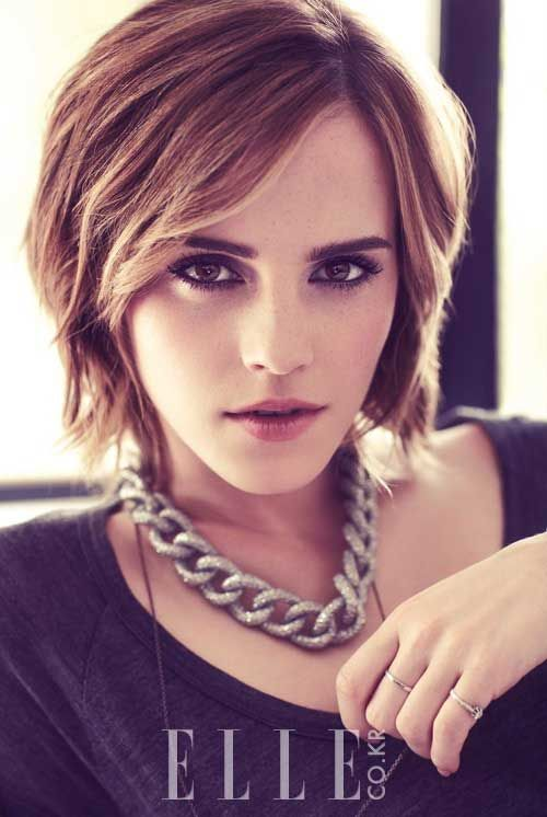 25 Celebrity Short Hairstyles for Women