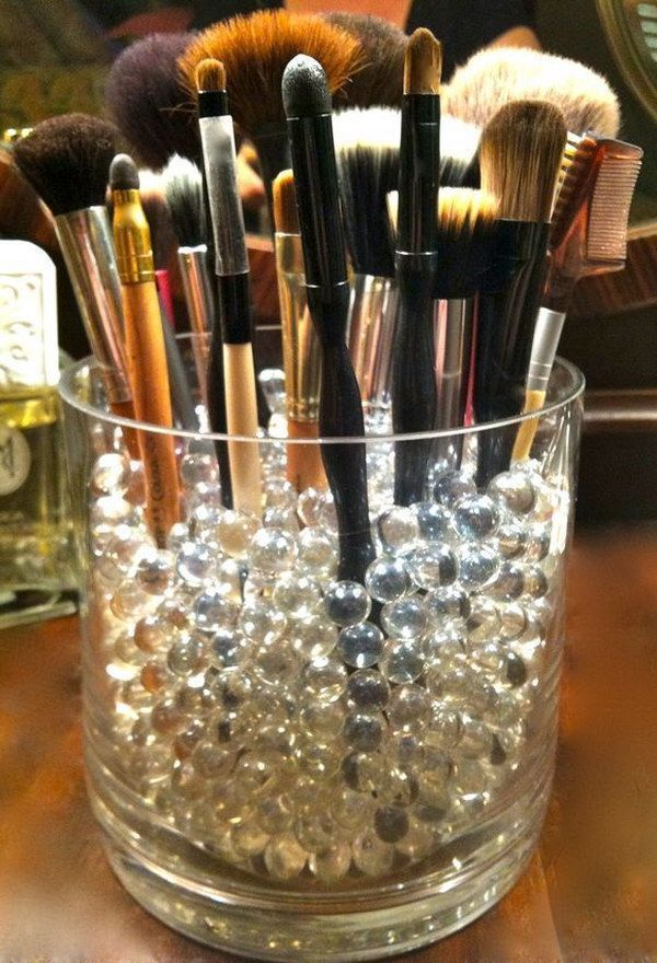 33 Creative Makeup Storage Ideas And Hacks For Girls. Great Ideas For Makeup Org...