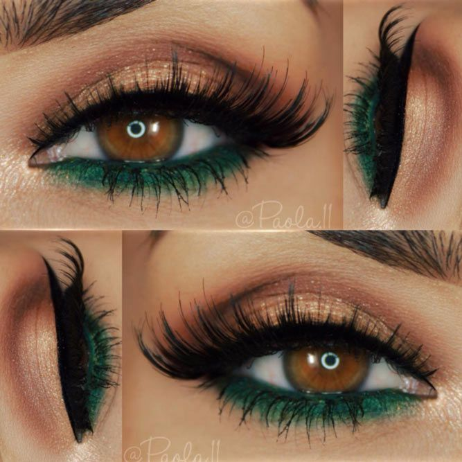Brown eyes are simply stunning, yet really understated. The best thing about bro...