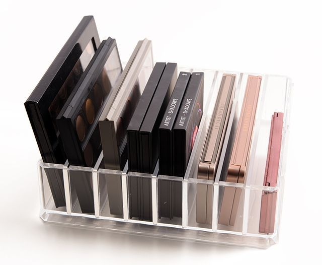 ByAlegory Acrylic Makeup Organizers & Storage Solutions- Palette Organiser