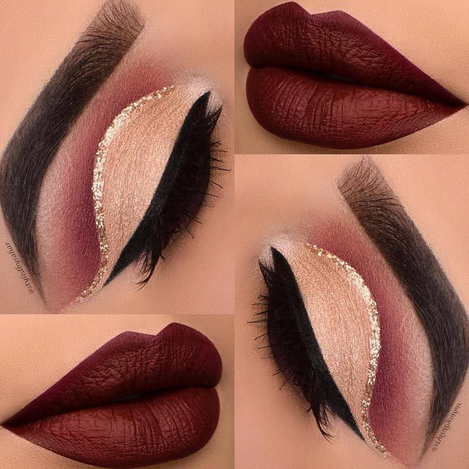 Discover the best maroon matte lipstick shades to create a vampy and trendy look...
