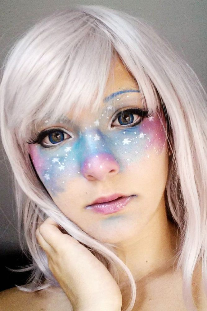 Makeup Ideas 2017 2018 Galaxy Makeup Looks And 8211