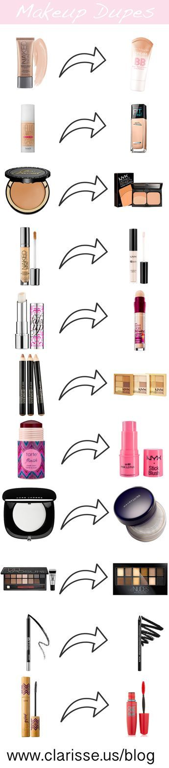 Get your favorite makeup products to create your best prom makeup look, but at h...