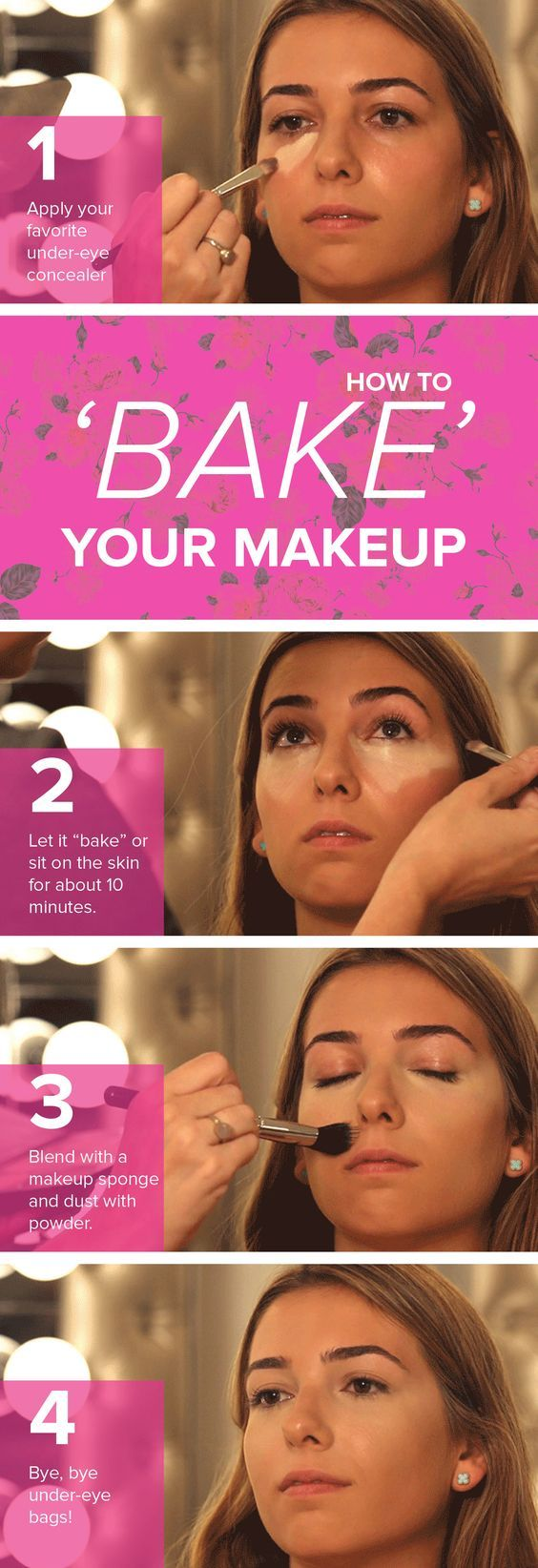 Make your face glow and ensure your look lasts all day with this trendy techniqu...