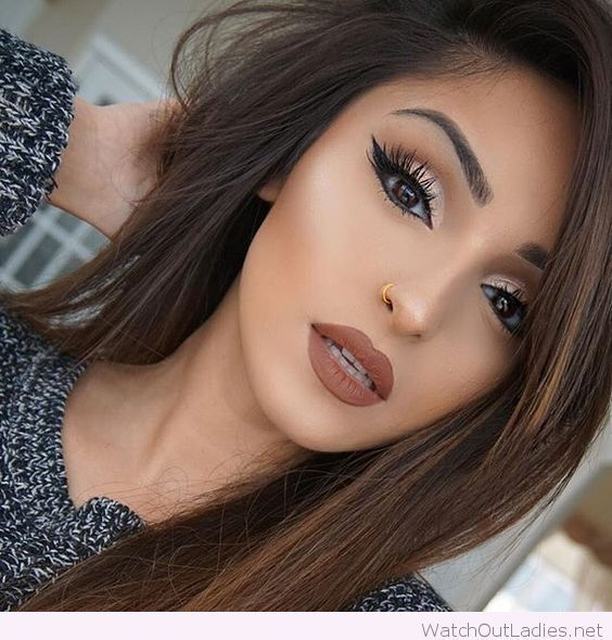 Sensual Make Up Ideas You Can Definitely Go With ~ Beauty House