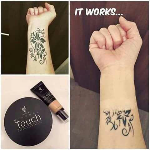 This makeup is 1.anti aging 2.high quality 3.not tested on animals! To buy these...