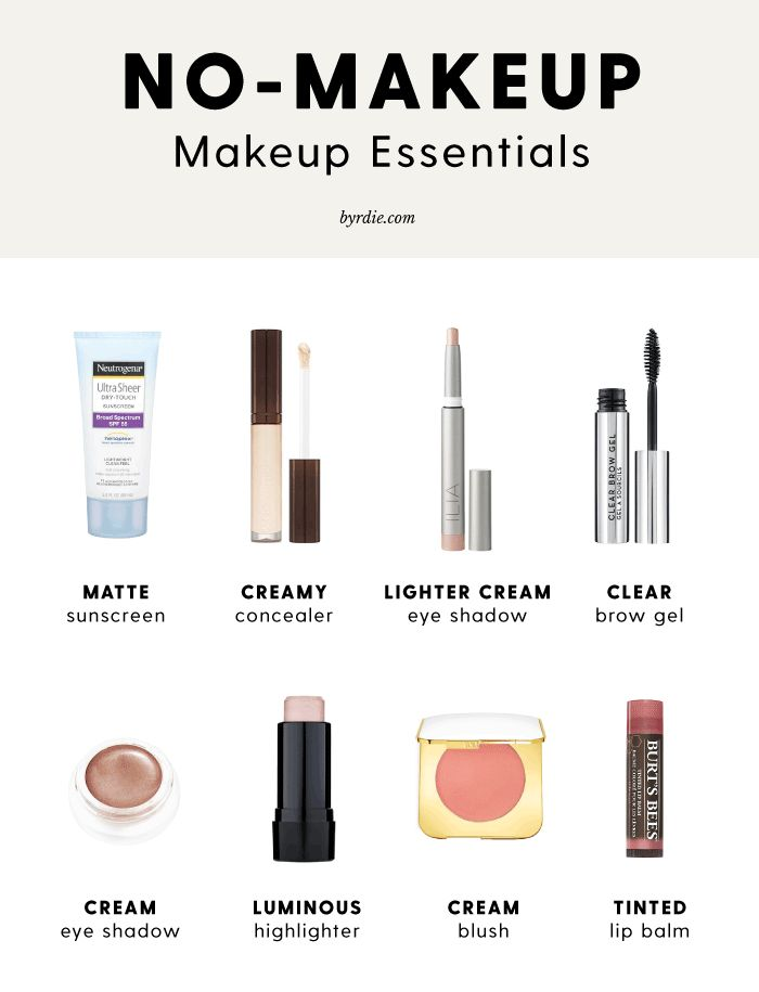 Want more no-makeup makeup tips? Here's what our editor learned duringSeph...