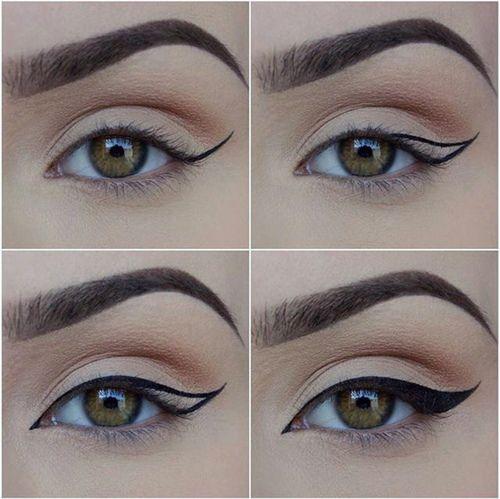 Winged Eyeliner #guide!!
