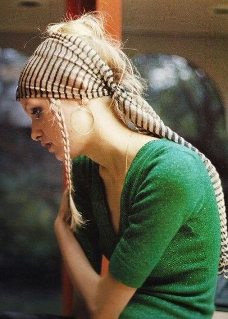 Twiggy by Linda McCartney.
