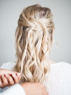 How-To: The Triangle Bobby Pins   lark & linen