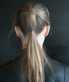 If you know how to create a ponytail, then you already know how to create this s...