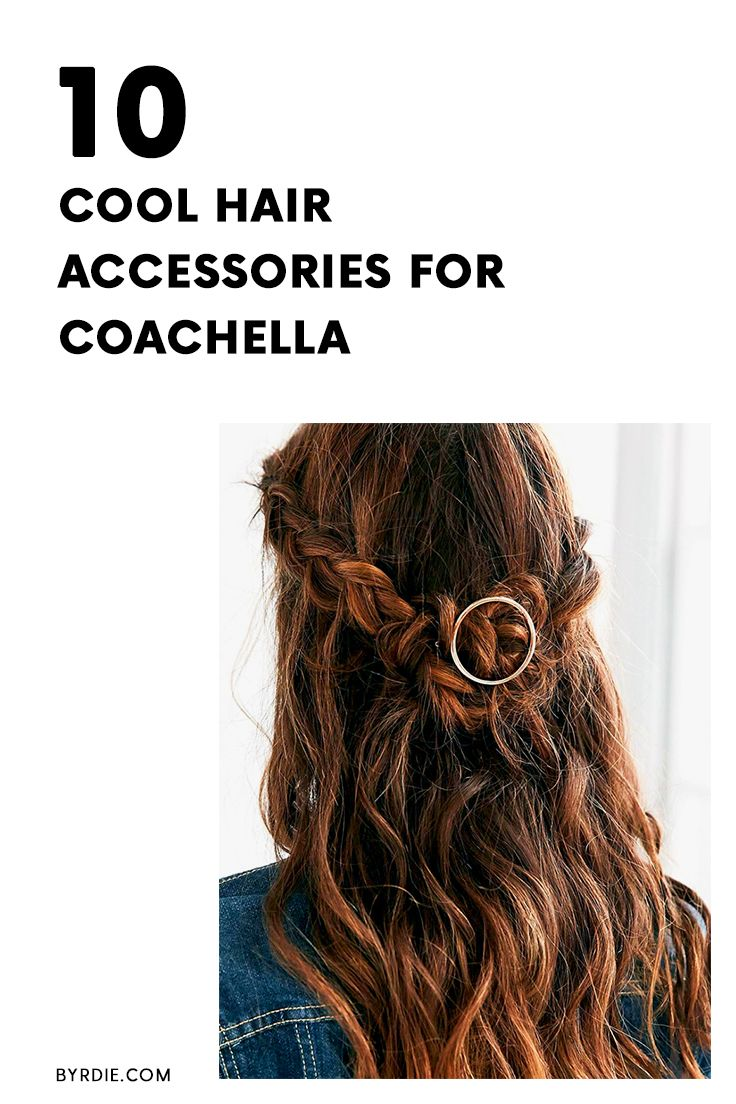 The best hair accessories for Coachella