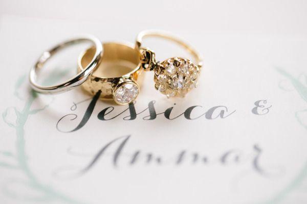 Unique engagement ring: www.stylemepretty...   Photography: Mirelle Carmichael -...