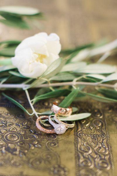 Beautiful engagement ring: www.stylemepretty... | Photography: Lauren Gabrielle ...