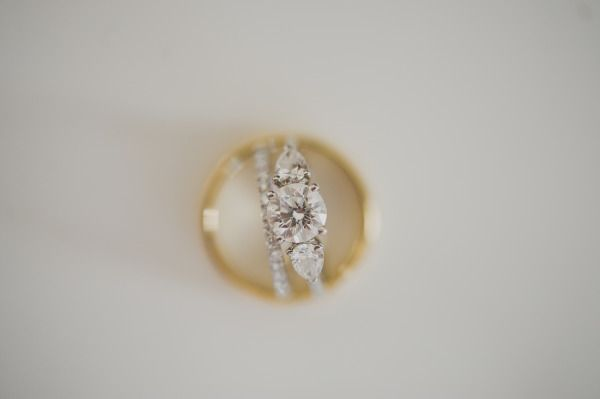 Beautiful engagement ring: www.stylemepretty...   Photography: Tara McMullen - t...
