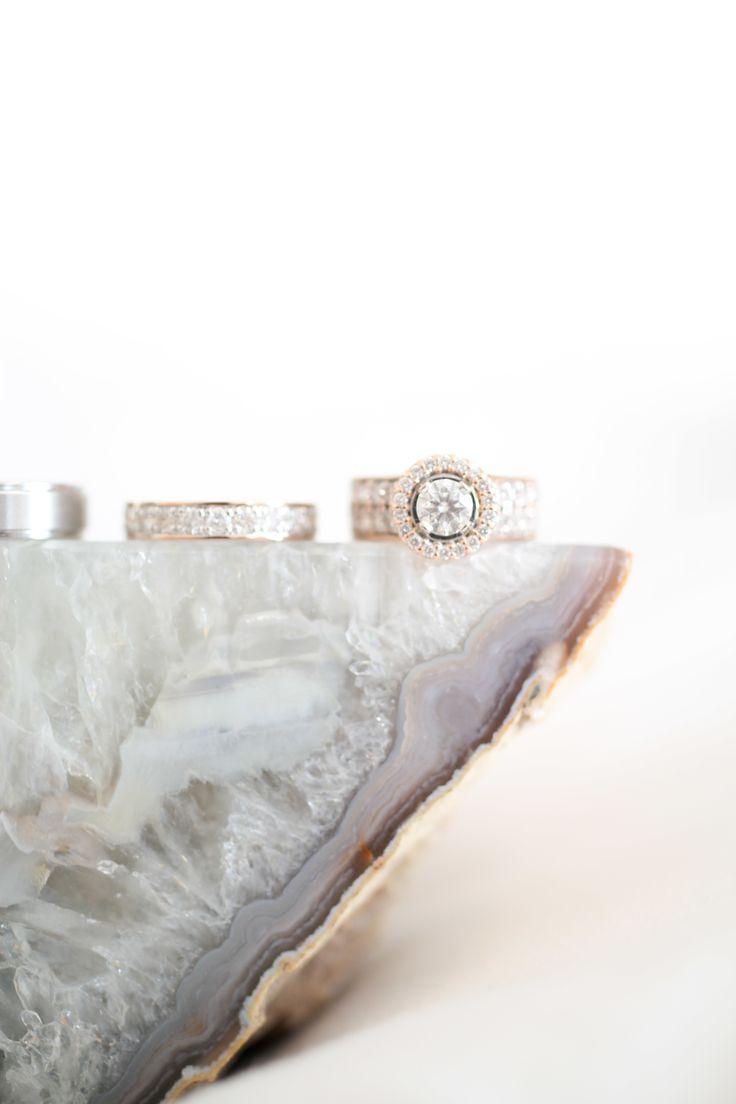 Bling ring   Photography: B. Schwartz Photography - bschwartzphotogra...  Read M...