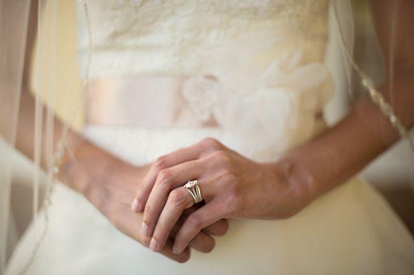 Diamond cut engagement ring: www.stylemepretty... | Photography: Carla Ten Eyck ...