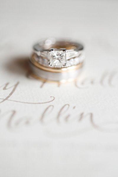 Engagement ring: www.stylemepretty... | Photography: Heather Roth - www.heatherr...