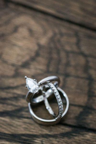 Engagement ring: www.stylemepretty... | Photography: Kaysha Weiner: www.kayshawe...