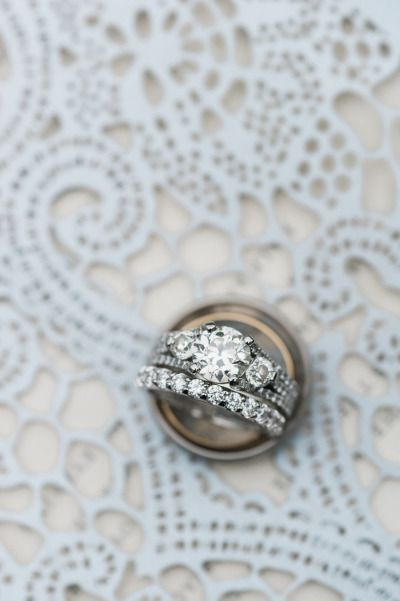 Engagement ring: www.stylemepretty... | Photography: Marni Rothschild - www.marn...