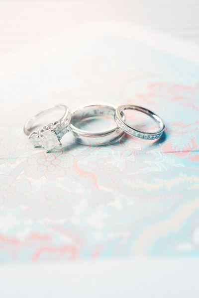Gorgeous engagement ring: www.stylemepretty... | Photography: Erika Gerdemark - ...