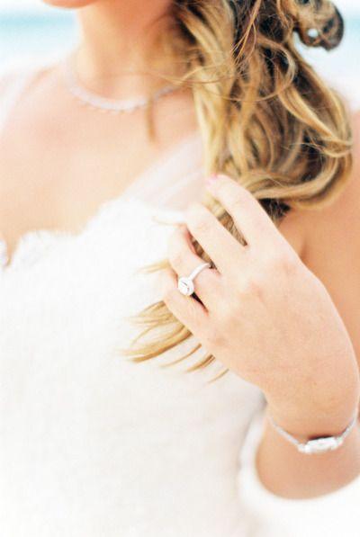 Intimate Bahamas Destination Wedding: www.stylemepretty... | Photography: Jeremi...