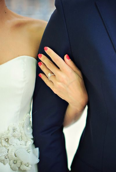 Caring for your engagement ring from Josh Levkoff: www.stylemepretty...